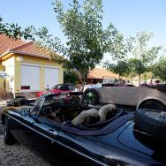 Zárt parkoló